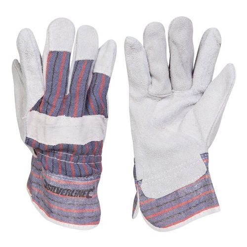 Silverline CB01 Rigger Safety Work Gloves Large